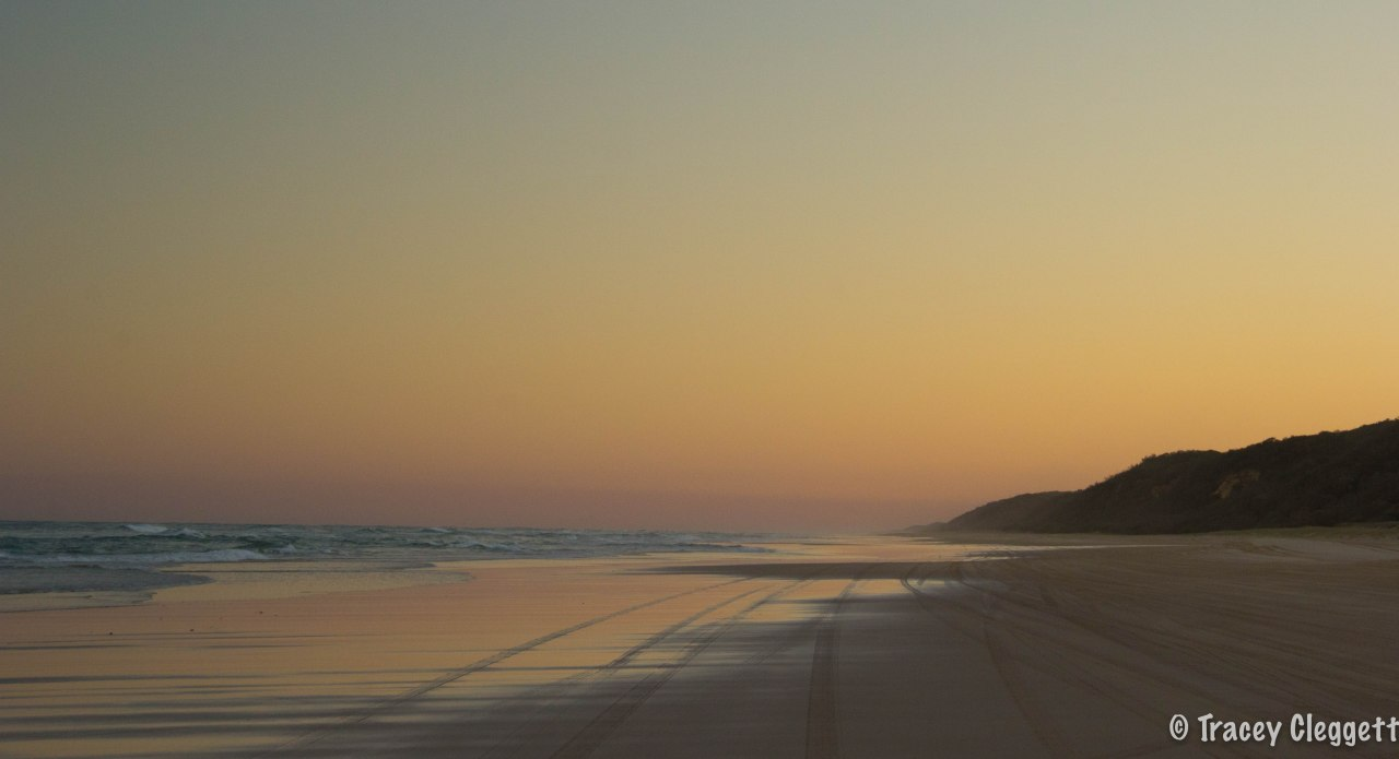 Finding Bliss on Fraser Island