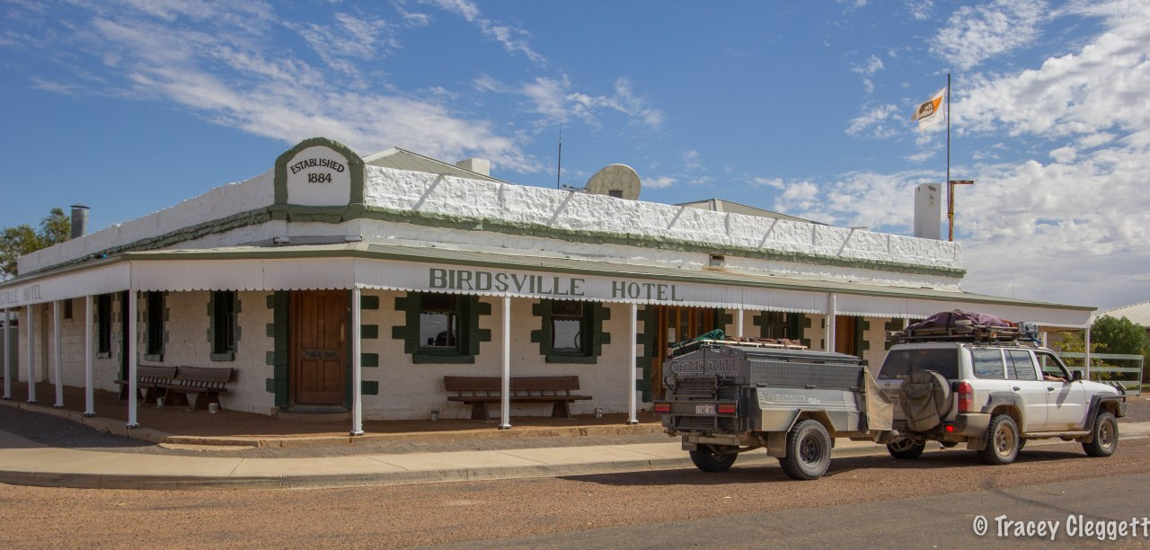 Beyond the Black Stump to Birdsville