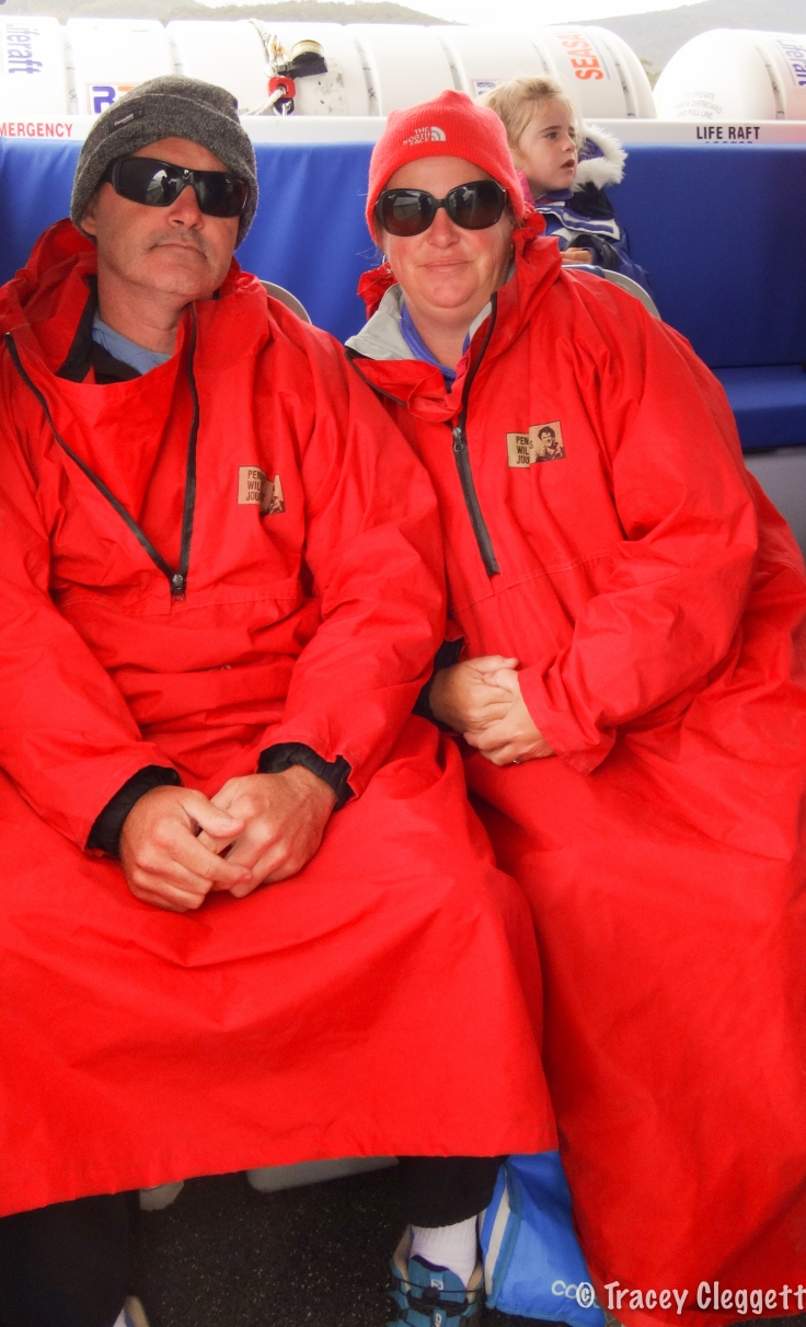 Our extremely attractive boat wear!